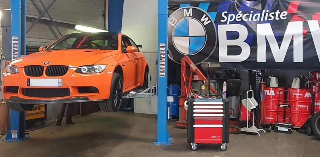 BMW GTS M3